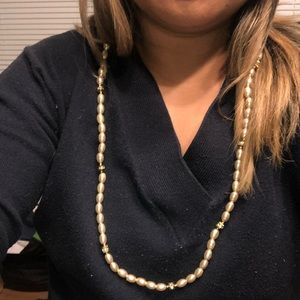 Pearl brown Necklace
